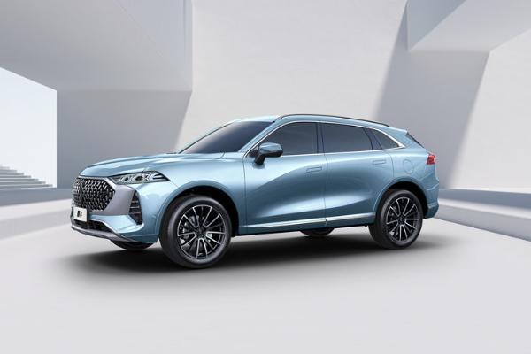 全新WEY旗舰SUV摩卡正式发布 采用全新家族化设计 有望上半年上市