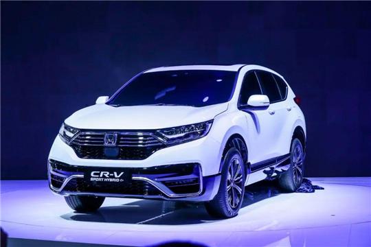混动市场竞争,CR-V锐·混动e+叩开新战场