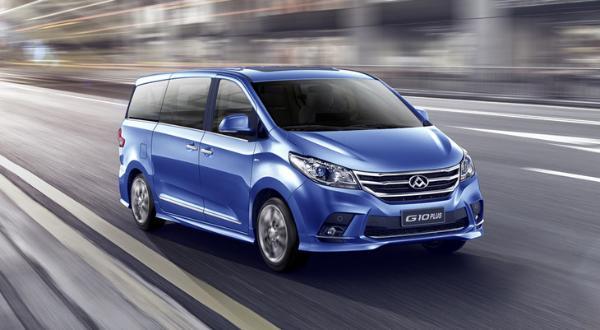 上汽大通2021年新车计划 MIFA-MPV 11月发布/G20推4座车型