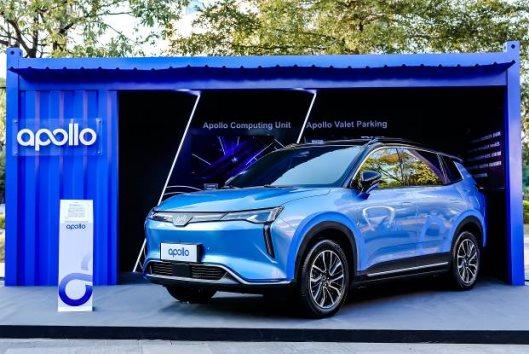 会自己找车位的L4级自动驾驶来了,威马+百度联合研发AVP技术即将量产
