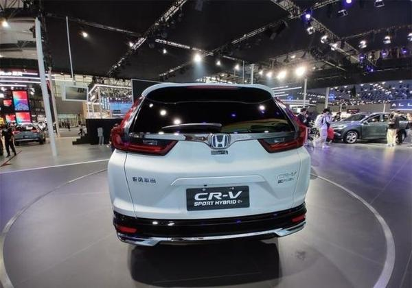 本田CR-V插混版最新消息 于2月2日上市/百公里油耗1.1L