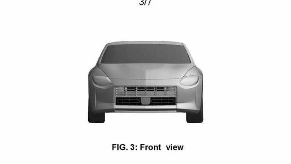全新日产Z Proto专利图曝光 2021年下半年亮相 搭载V6发动机
