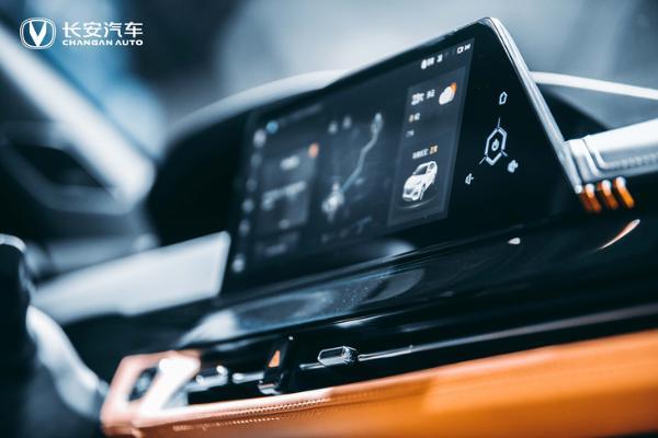 全景导航/语音合成等交互体验 长安UNI-K车机配置曝光