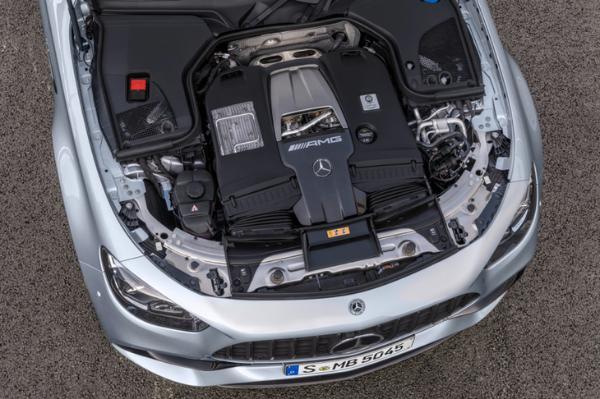 新款AMG E 63 S 1月6日国内首发 动力超600马力 对标M5/RS 7