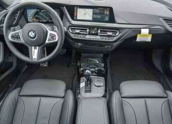 宝马全新2系Grand Coupe 无框车门/配置升级