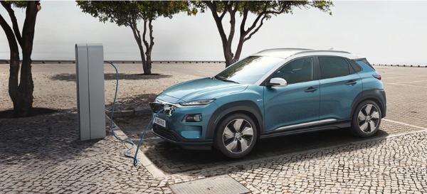 现代今年将推四款电动车 电动车销量涨幅超60%