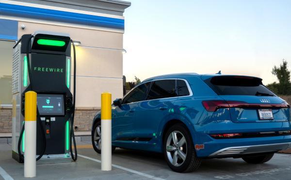 免费软件 一家电动汽车充电公司 获得了5000万美元的融资