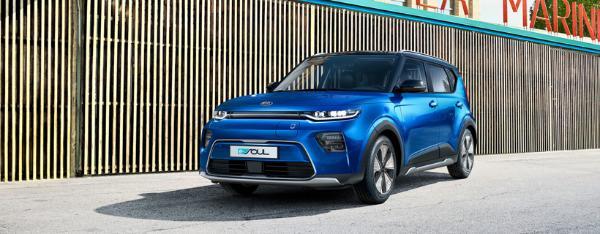 起亚的新电动跨界车将成为其在欧洲最畅销的电动汽车