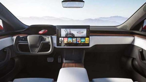 新款特斯拉Model S正式上市 79.999万元起售 换装17英寸大屏