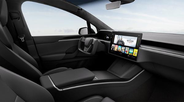 新款特斯拉Model X正式上市 售价84.999万元起 三季度交付