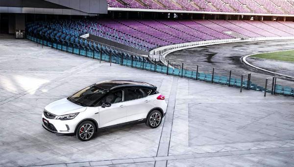 吉利汽车1月销量公布 累计达156326辆 同比上涨约40%