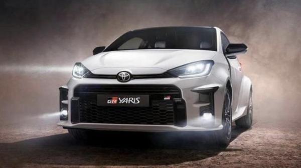 丰田GR yaris最早将于2023年推出国内或限量销售