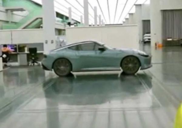日产370Z继承者今年年底正式亮相 采用全新命名