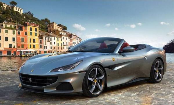 法拉利Portofino M公布国内售价 售263.8万元/零百加速3.45s