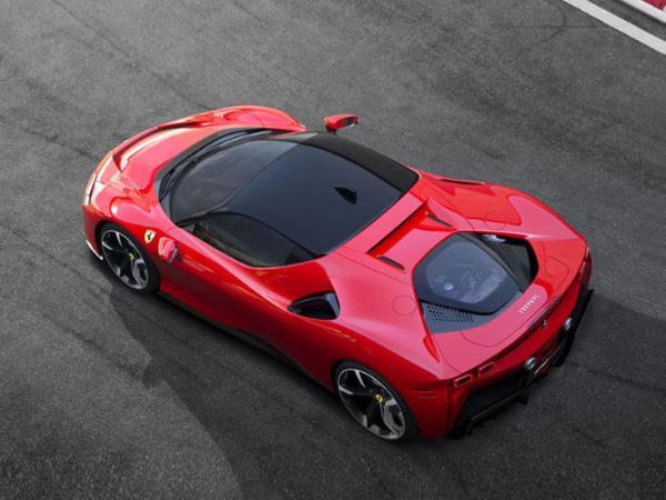 法拉利SF90 Stradale调价 涨幅高达90万元