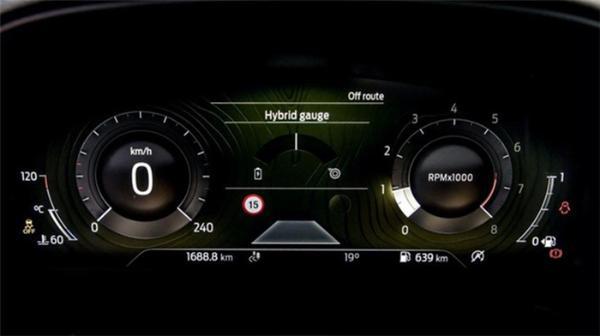 福特PUMA混动版将匹配全新双离合变速箱