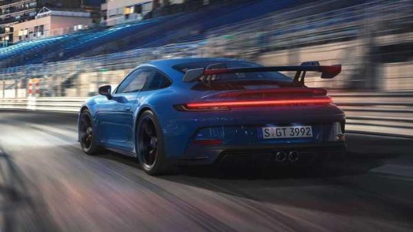 全新保时捷911 GT3正式亮相