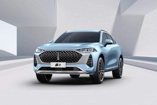 WEY Mocha即将量产 预计在上海车展预售