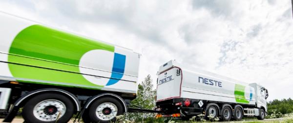 内斯特预测 商用车辆对可再生柴油的需求将继续增长