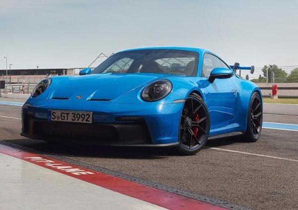 最新爆料 保时捷全新911 GT3无缘中国市场