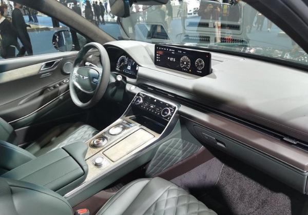 捷尼赛思GV80 Coupe最新渲染图 竞争对手奔驰GLE轿跑版