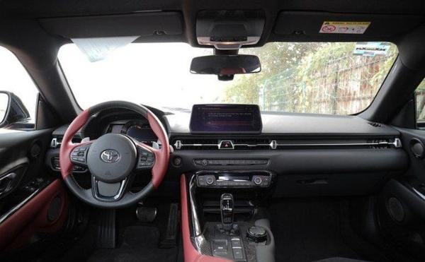 丰田全新Supra海外正式开售 搭2.0T高功率发动机