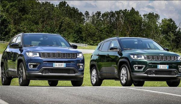 Jeep推出新款指南者 起售价约21万元/外观更运动