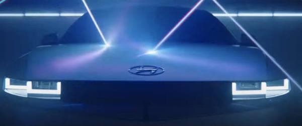 现代爱奥尼亚5将是明天世界上第一个基于电子GMP平台建立450公里电池寿命的展览