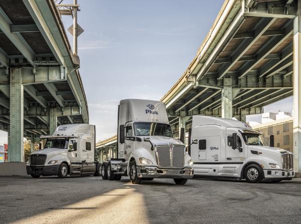 智佳科技完成新一轮融资2亿美元 加速全球自驾车重型卡车商业化