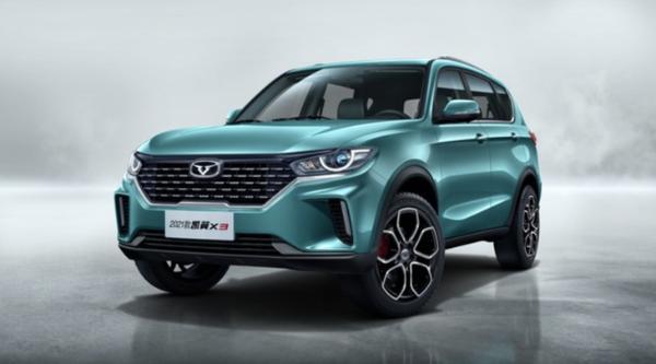 2021伊凯X3将于2月26日正式推出 增加1.5T车型