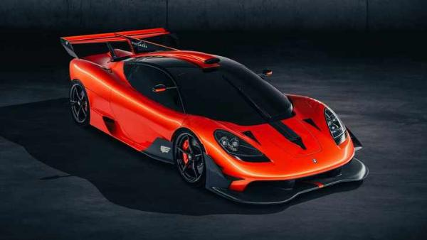 T.50s限定版正式发布 限量25台 售价310万英镑