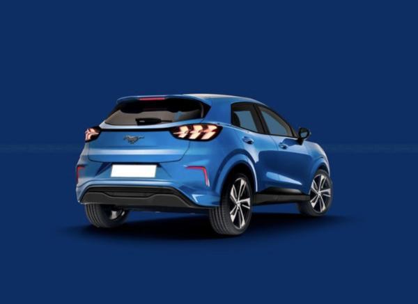 福特全新纯电SUV渲染图曝光 将于2023年正式推出