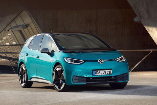 1月 德国电动车销量翻番 电动车市场份额飙升至22%