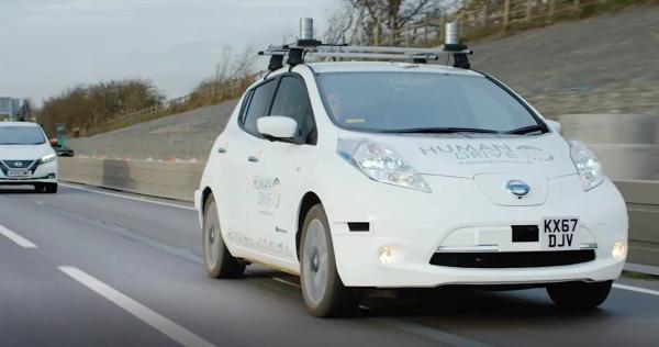 欧盟:AI或使自动驾驶汽车极易受到网络攻击