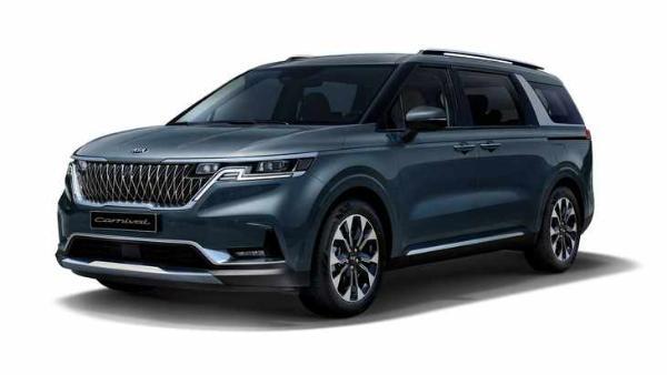 新款起亚佳华推动11座车型于2021年正式进入中国