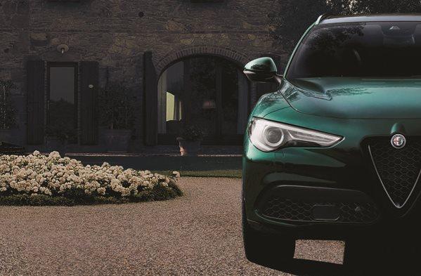 阿尔法·罗密欧2021款Giulia与Stelvio焕新上市