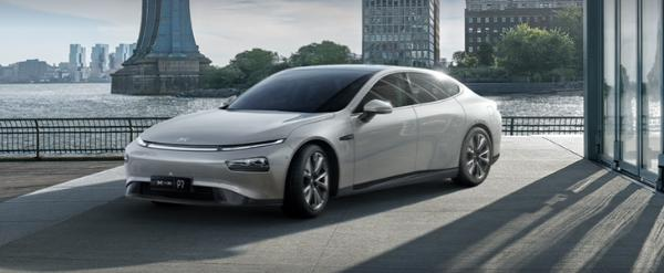 小鹏汽车1月交付量公布 单月交付6015台 再创历史新高