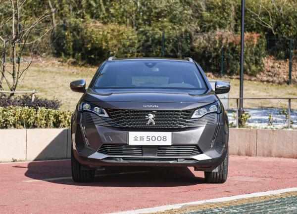 新款标致5008有望第一季度内上市 采用全新设计 搭两款发动机