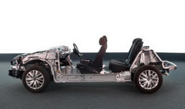 全新雪铁龙C5渲染图曝光 跨界车型/或搭混动系统