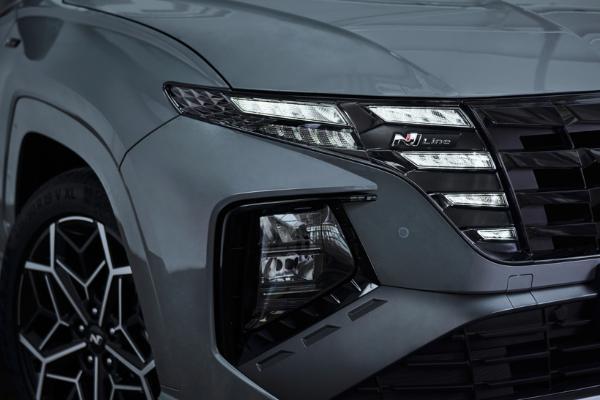 现代汽车推出全新途胜N Line版本车型