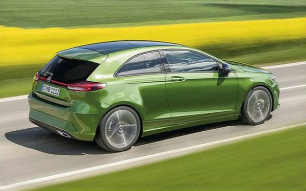 或将低于A级 奔驰开发新的入门车型
