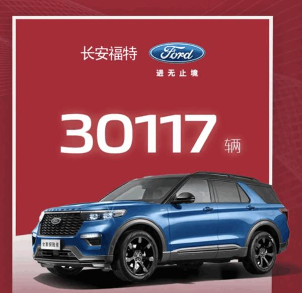 长安汽车1月销量爆增93.2% CS75车型单月销量4.2万辆
