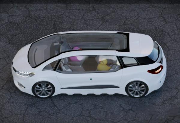 识别公司筹集了4890万美元来开发自动驾驶人工智能传感芯片
