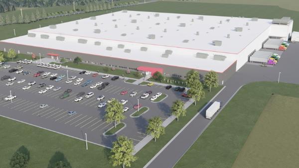 麦格纳在美国建新厂,支持快速增长的电动汽车市场