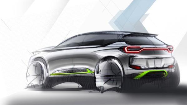 凯翼炫界Pro下周下线 定位小型SUV 上半年上市