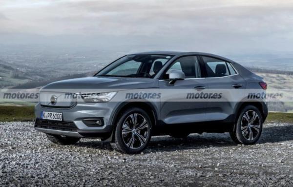 沃尔沃全新纯电动车将于3月2日正式亮相 或为轿跑SUV车型