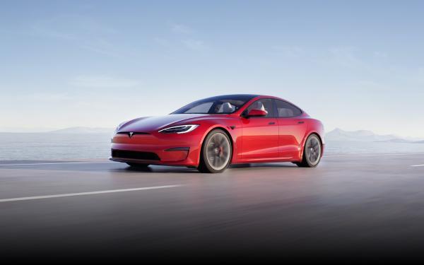 4680电池还没用过 新款S型的充电速度创下纪录