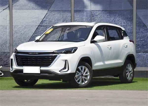 新北京-X3正式启动 售价5.99万