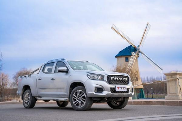 上汽大通MAXUS 1月销量公布 月销超1.25万台 同比大涨56%