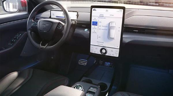均胜电子为野马Mach-E国产版提供智能座舱人机交互产品